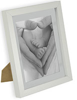 "Wood Picture Frames Available in 6"" x 8"""