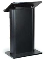Speaker Podium with Variable Height AdjIM体育tment