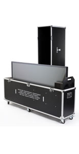 Flat Screen TV Case