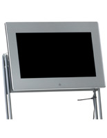 Silver 10.1-inch digital screen for DGNCYBRSLV