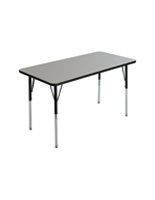 "48"" Long Rectangular Activity Table"
