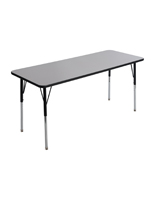 Rectangular Break Out Table