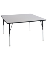 Square Breakroom Table with E1 Grade MDF