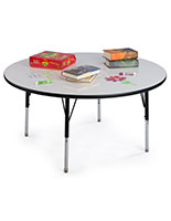 Whiteboard Classroom Activity Table