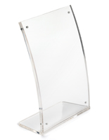 5x7 Plastic Table Frame for Signage
