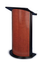 Curved Speakers Lecterns