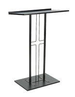 Steel Cross Podium