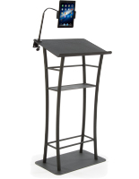 Tablet Lectern Provides a Reading Podium for a Lecturer