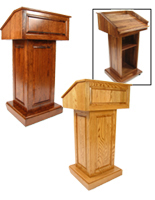 Two Elegant Lecterns in One!