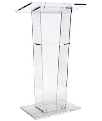 Acrylic Pulpit