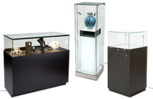 LED Display Cases