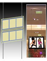 led frame systems come in a variety of configurations