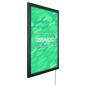 Slim LED Poster Display for Indoor Use