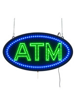 LED ATM Signs