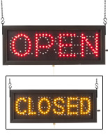 LED Open/Closed Sign