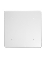 23.75-inch square replacement tabletop for FDLED18 series tables