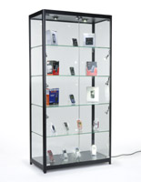 "LED Trophy Cabinet, 92"" Cord"