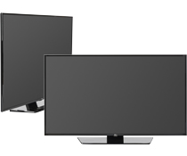 "LED Edge 55"" Digital Signage with TV Tuner"