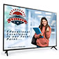 Digital advertising TV with HDMI/USB ports