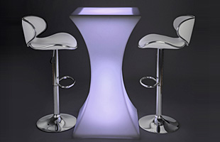 Lighted Lounge Furniture