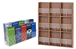 Literature Stands and Displays