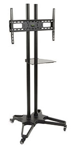 Plasma Floor Stands