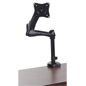 Ergonomic Computer Monitor Arm Desk Mount