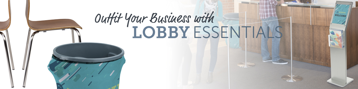 Lobby Essentials for Every Business