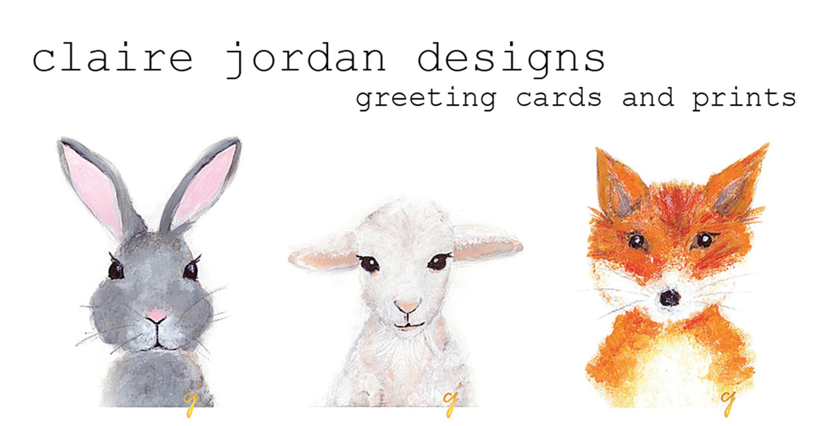 Learn more about Claire Jordan Designs!