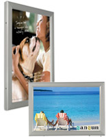 24 x 36 Poster Frame outdoor light boxes