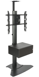 Video Conference Stand With Power Supply for Schools