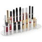 Tiered Acrylic Lipstick Display Rack for Added Organization