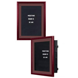 30x36 directory boards