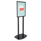 22x28 Double Pole Sign Stand for Promotional Signage