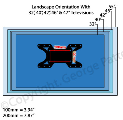 Articulating Mounts For Tvs Fit 32 65 Flat Panel