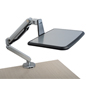 Silver Adjustable Laptop Desk Stand