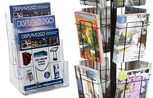 Displays for Magazines