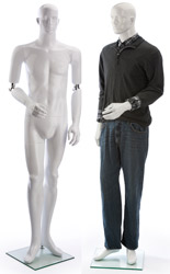 Poseable Male Mannequin