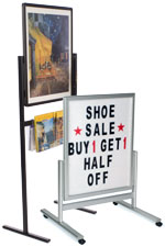 Indoor Retail Signage