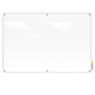"Magnetic Glass Dry-Erase Board – 72"" x 48"""