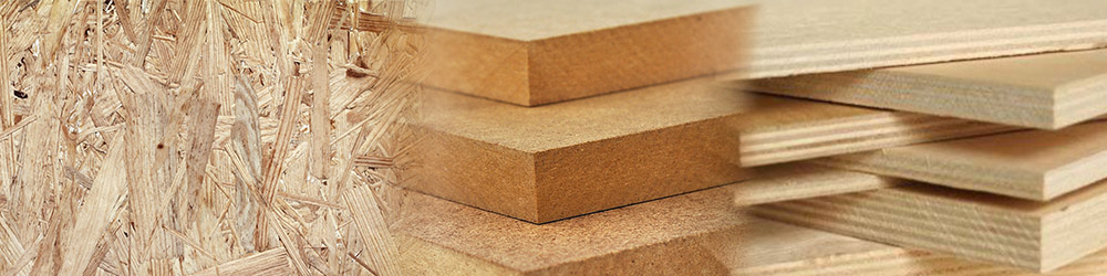 Comparing Manufactured Wood