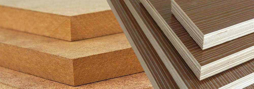 Particle board vs mdf plywood a comparison