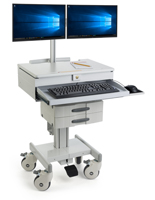 Medical Computer Trolley for Hospitals