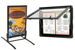 Menu Boards and Frames