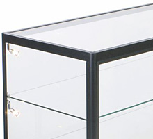 Metal Display Cases