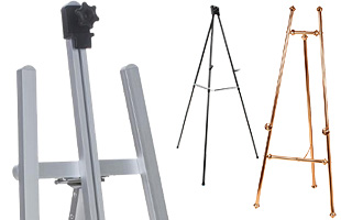 Metal Floor Easels