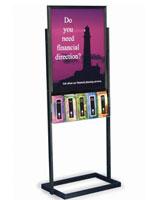 poster display rack