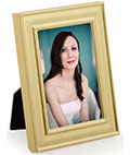 Gold Molded Picture Frame