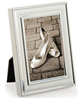 Silver Molded Picture Frame