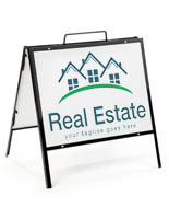 Real Estate A-Frame